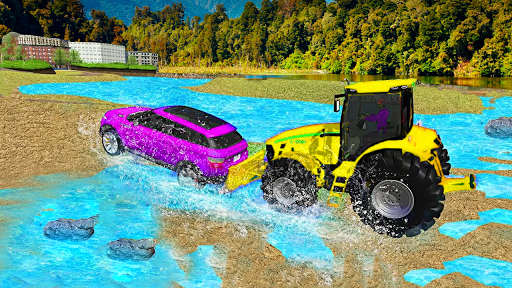 offroad tractor pull tow duty screenshot 1