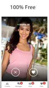 Mequeres - Free Dating App & Flirt and Chat 2.5.7
