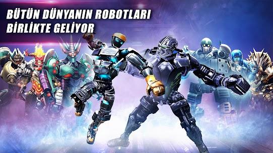 Real Steel World Robot Boxing + Para Hileli Apk v54.54.126 2