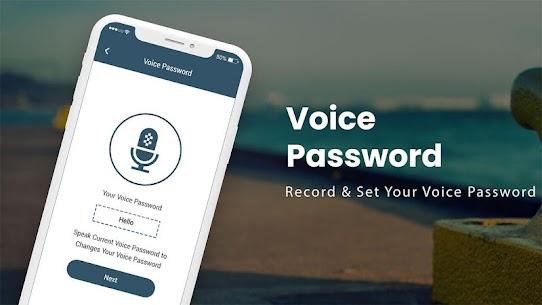 Voice Screen Lock – Unlock Screen By Voice (PRO) 2.2 Apk 2