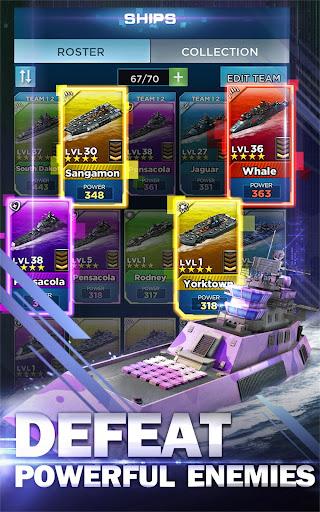 Battleship & Puzzles: Warship Empire Match  screenshots 7