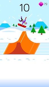 Ketchapp Winter Sports Full Apk İndir 2
