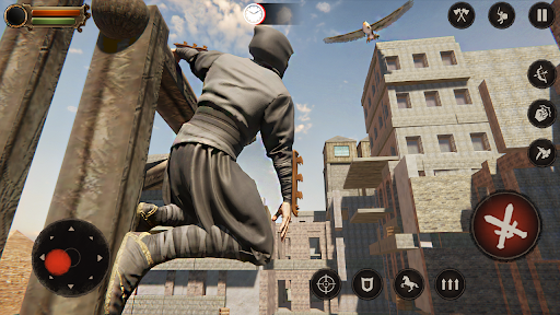 Ninja Assassin Warrior: Arashi Creed Shadow Fight 2.0 screenshots 1