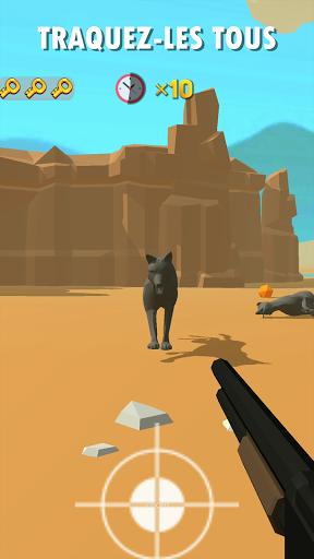 Code Triche Saison de la chasse 3D APK MOD (Astuce) screenshots 1