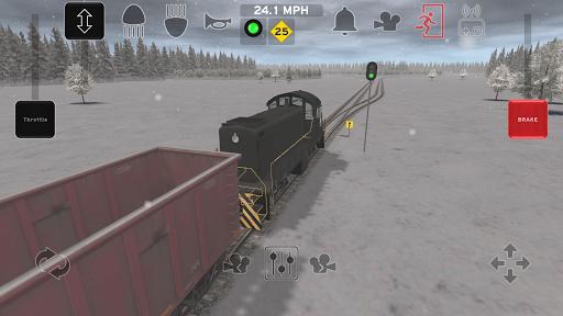 Train and rail yard simulator apkpoly screenshots 9