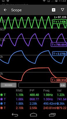 iCircuit Electronic Circuit Simulatorのおすすめ画像5