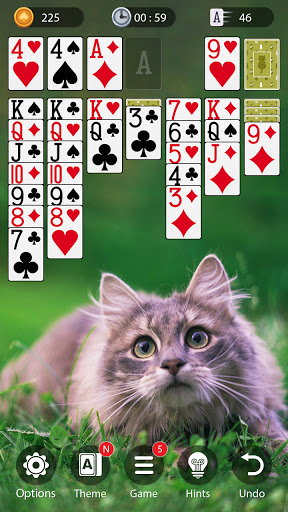 solitaire - classic klondike card game screenshot 3