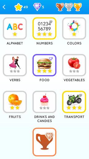 Learn US English free for beginners 3.2 screenshots 4