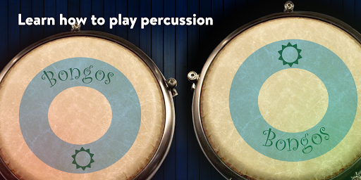CONGAS & BONGOS: Electronic Percussion Kit apktram screenshots 2
