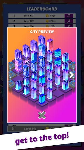 Merge City: idle city building game  screenshots 4