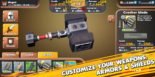Big Helmet Heroes apkpoly screenshots 8