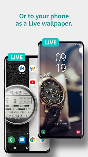 Watch Face App MR TIME apktram screenshots 5