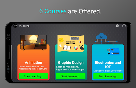 Pro coding – Free Software Learning App (MOD APK, Paid) v1.2 5
