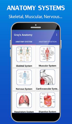 Gray's Anatomy - Anatomy Atlas 4.6 screenshots 1