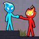 Stickman Red And Blue