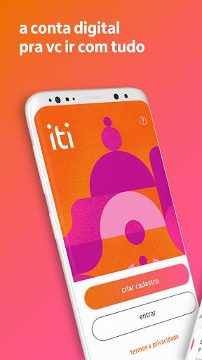 iti Itau00fa: seu banco digital android2mod screenshots 1