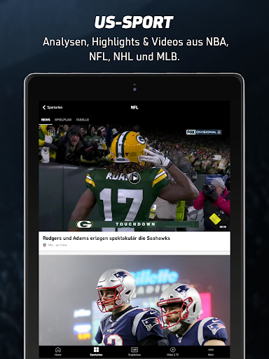SPORT1 - Fussball News, Liveticker & Sport heute 10.66.44 screenshots 13