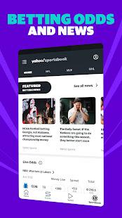 Yahoo Sports: sports scores, live NFL games & more screenshots 3