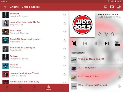 myTuner Radio Pro  screenshots 9