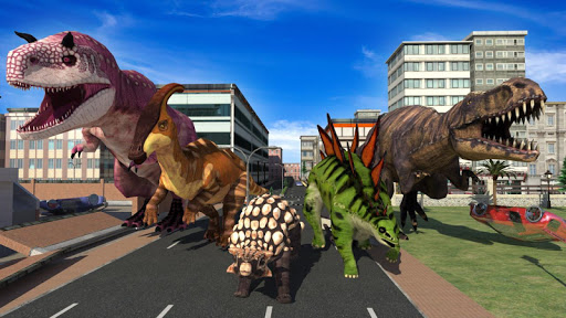 Dinosaur Simulator Games 2021 - Dino Sim 2.6 screenshots 4