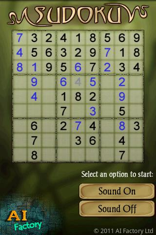 Sudoku Free 1.52 screenshots 4