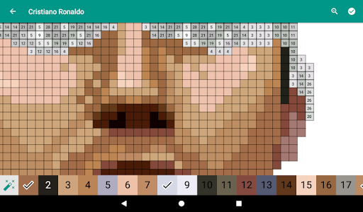 Pixies Pixel Art - Coloring book, Color by Number  screenshots 18