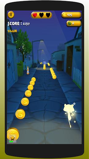 cat runner screenshot 1