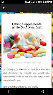 Atkins Diet Weight loss For Pc   How To Use (Windows 7, 8, 10 And Mac) 5