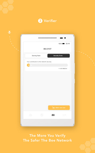 Bee Network:Phone-based Digital Currency 1.1.0 screenshots 8