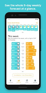 Hello Weather Mod Apk 3.7.4 (Pro/Paid Features Unlocked) 5
