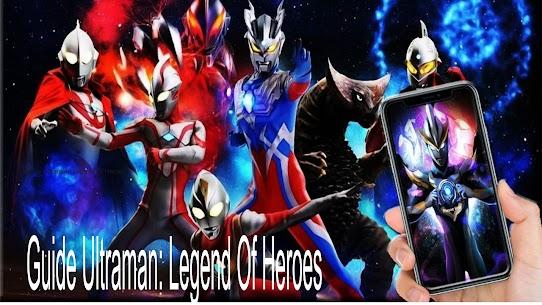 Baixar Ultraman Legend of Heroes APK 1.1.5 – {Versão atualizada} 1