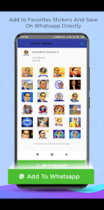 Jay Bhim Stickers For WhatsApp 1.14 MOD for Android (Unlocked) 1
