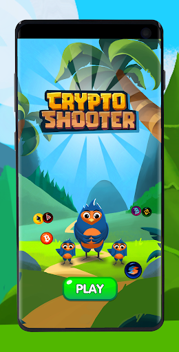 Crypto Shooter - Hit Bubbles and Save the Babies!  screenshots 1