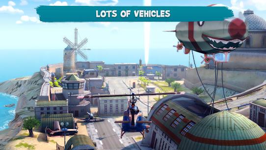 Download Blitz Brigade – Online FPS fun Android game multiplayer war game! 5