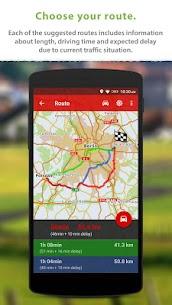 Dynavix Navigation, Traffic Information & Cameras 5