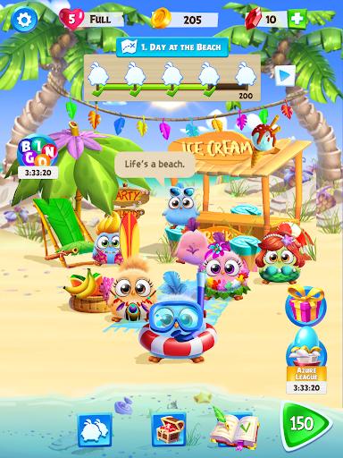 Angry Birds Match 3 4.5.1 screenshots 14