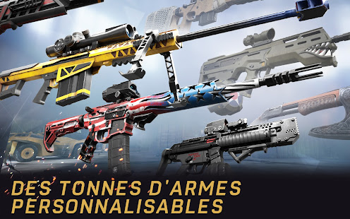 Warface GO: Jeux de guerre de tir PVP & sniper FPS screenshots apk mod 2