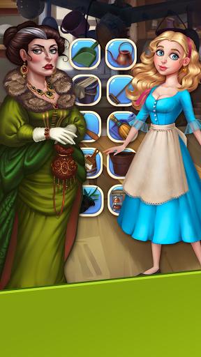 Cinderella - Magic adventure of princess & puzzles screenshots 2
