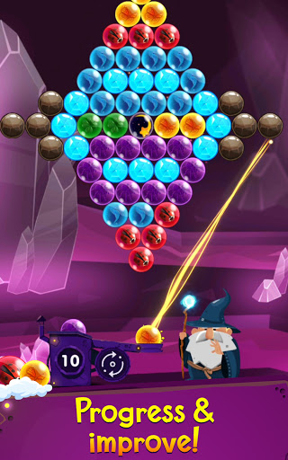 Bursting bubbles puzzles: Bubble popping game! 1.43 screenshots 21