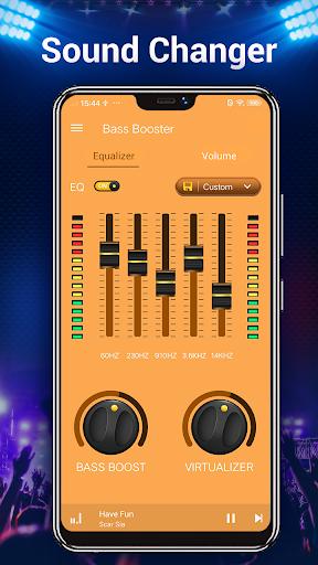 Equalizer -- Bass Booster & Volume EQ &Virtualizer 1.5.3 Screenshots 8