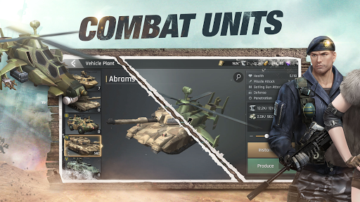 CROSSFIRE: Warzone - Strategy War Game 10106 screenshots 4