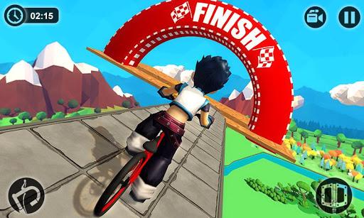 Fearless BMX Rider 2019 apkpoly screenshots 4