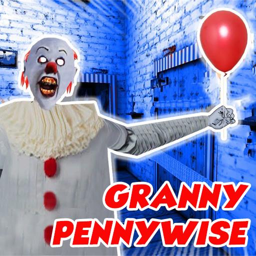 Baixar Clownwise Granny Joker : Horror Scary MOD para Android