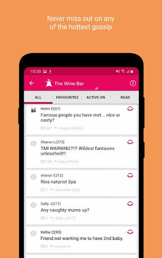 netmums chat screenshot 2