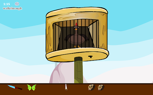 Escape Turkey Cage Screenshot