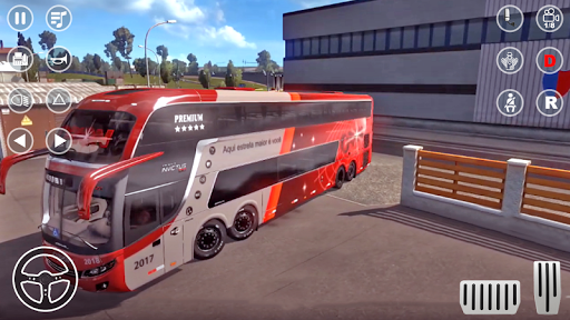 Public Coach Bus Transport Parking Mania 2020 screenshots 14