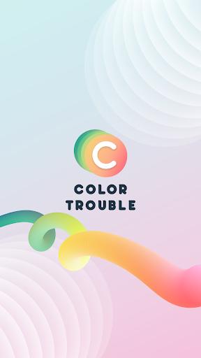Télécharger Gratuit Color Trouble apk mod screenshots 1
