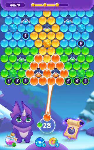 Bubblings - Bubble Shooter 1.1.9 screenshots 1
