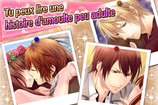 Code Triche Love Plan: Otome games français - jeux d'amour (Astuce) APK MOD screenshots 2