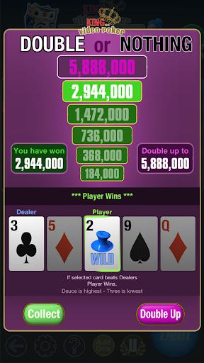 King Video Poker Multi Hand 02.00.19 screenshots 5